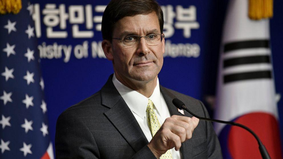 米国S韓国の延期-関節の運動を批判N韓国
