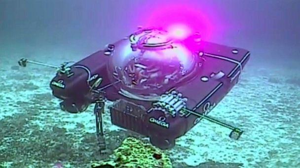 Indian Ocean exploration makes historic undersea broadcast