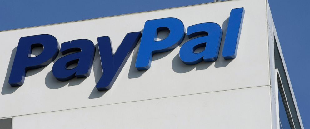 FILE - This Wednesday, Jan. 19, 2011 file photo shows an exterior view of eBay/PayPal offices in San Jose, Calif. PayPal is pulling out of Facebooks digital currency project, known as Libra, a blow to the social media company that has faced stronger