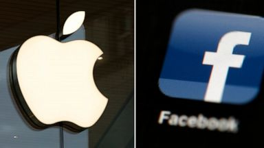 Facebook criticizes Apple privacy policy in newspaper ads - ABC News