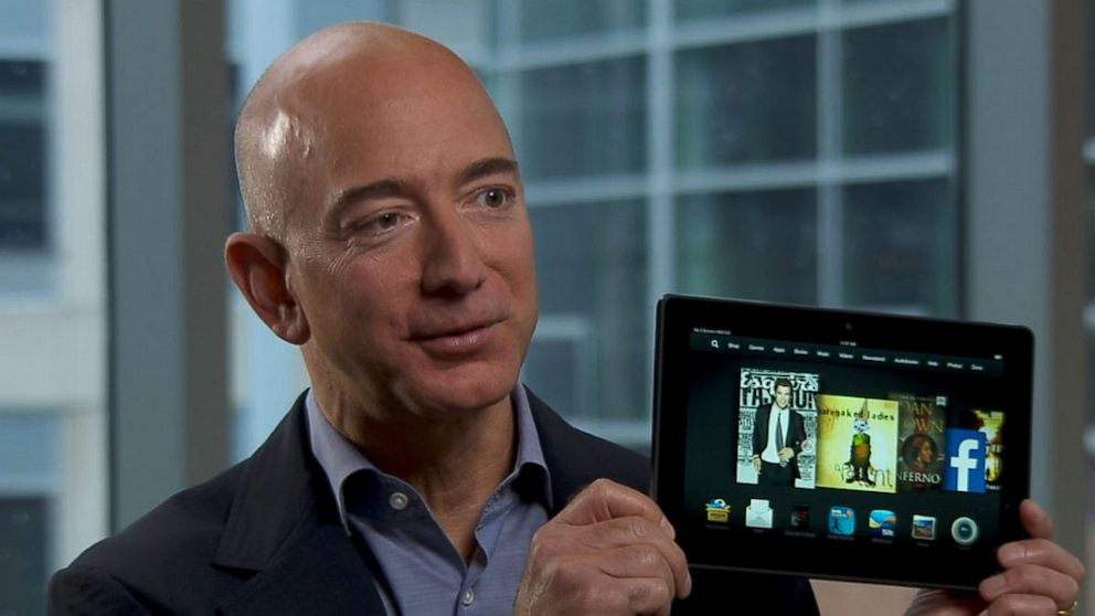 Jeff Bezos: A Down-to-Earth CEO Reaching for the Stars