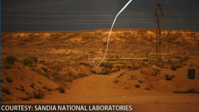 VIDEO: Sandia National Laboratories engineers bullet for small-caliber firearms.