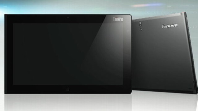 VIDEO: ThinkPad GM sits down with ABC to talk about current and upcoming products.