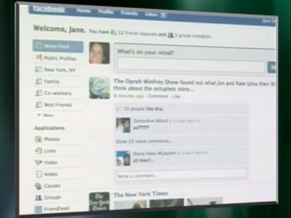VIDEO: The social networking company has simplified the security settings.