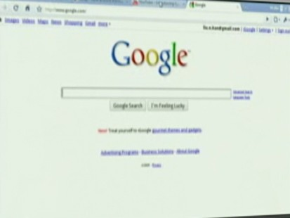 VIDEO: Sneak Peak at Googles Operating System