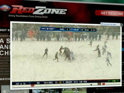 VIDEO: The NFL will make its RedZone channel available on cell phones next season.