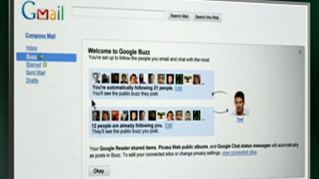 VIDEO: Gmail has added new social networking features.