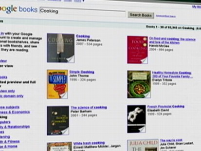 VIDEO: This summer Google will begin to sell electronic books.