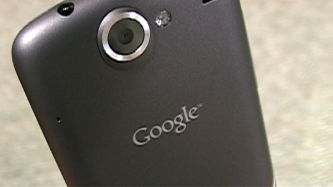 VIDEO: Google?s phone is outselling the iphone but selling less than the blackberry.