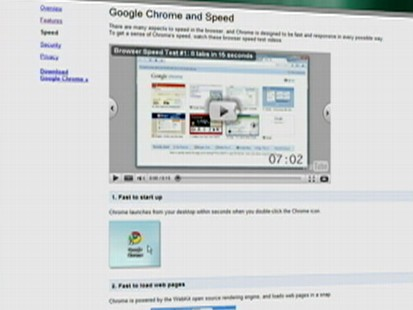 Google will offer applications that will better online graphics.