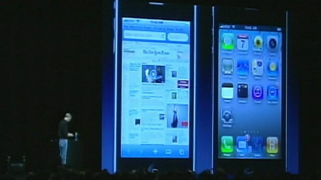 Introducing iPhone 4