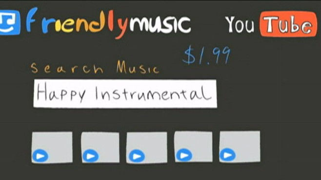 VIDEO: Buy Song Rights for YouTube videos