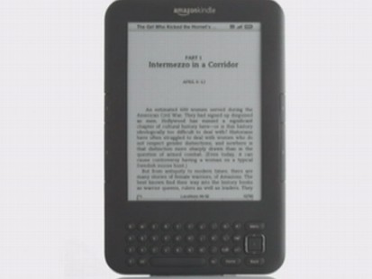 A New Kindle
