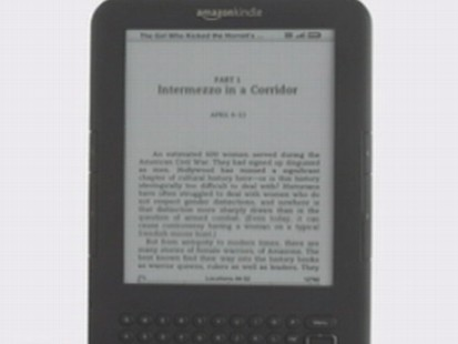 Kindle Sells Out
