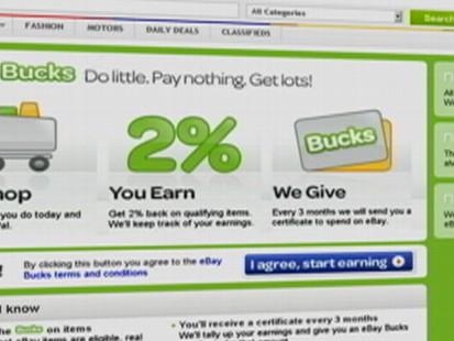 VIDEO: eBay rewards program