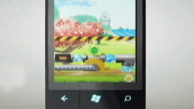 VIDEO: New Windows 7 Phone
