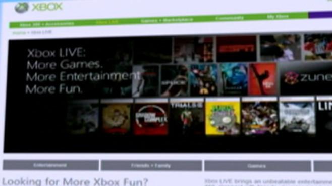 Microsoft on TV