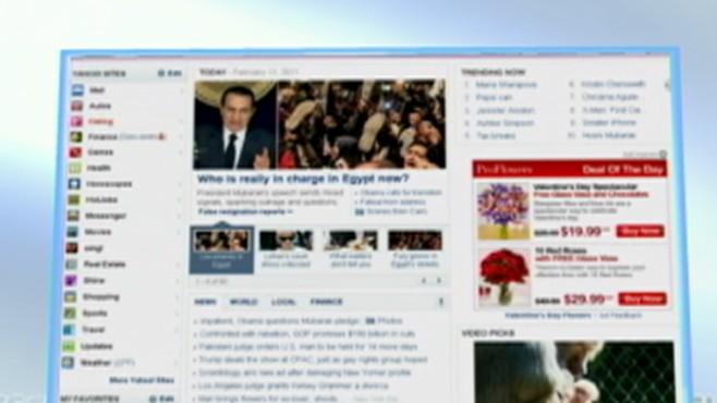 Yahoos Digital Newsstand