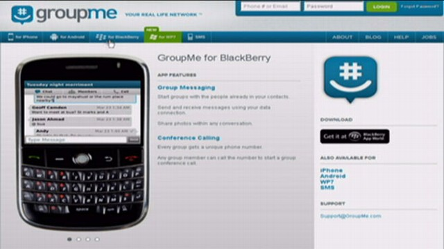 TechBytes: Skype Acquires GroupMe - ABC News
