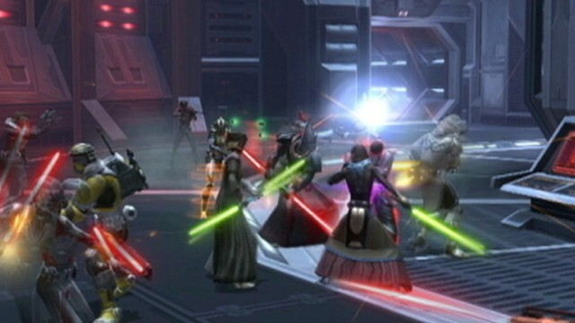 """Star Wars: The Old Republic"" gets released online today."