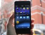 PHOTO: BlackBerry Z10