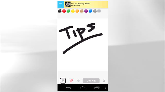 PHOTO: Draw Something has become an incredibly popular Android and iPhone app.