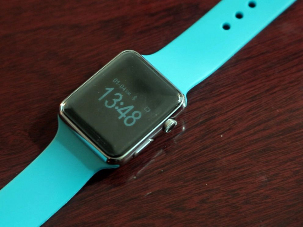 PHOTO: ABC News purchased this knockoff Apple Watch from a Chinese website.
