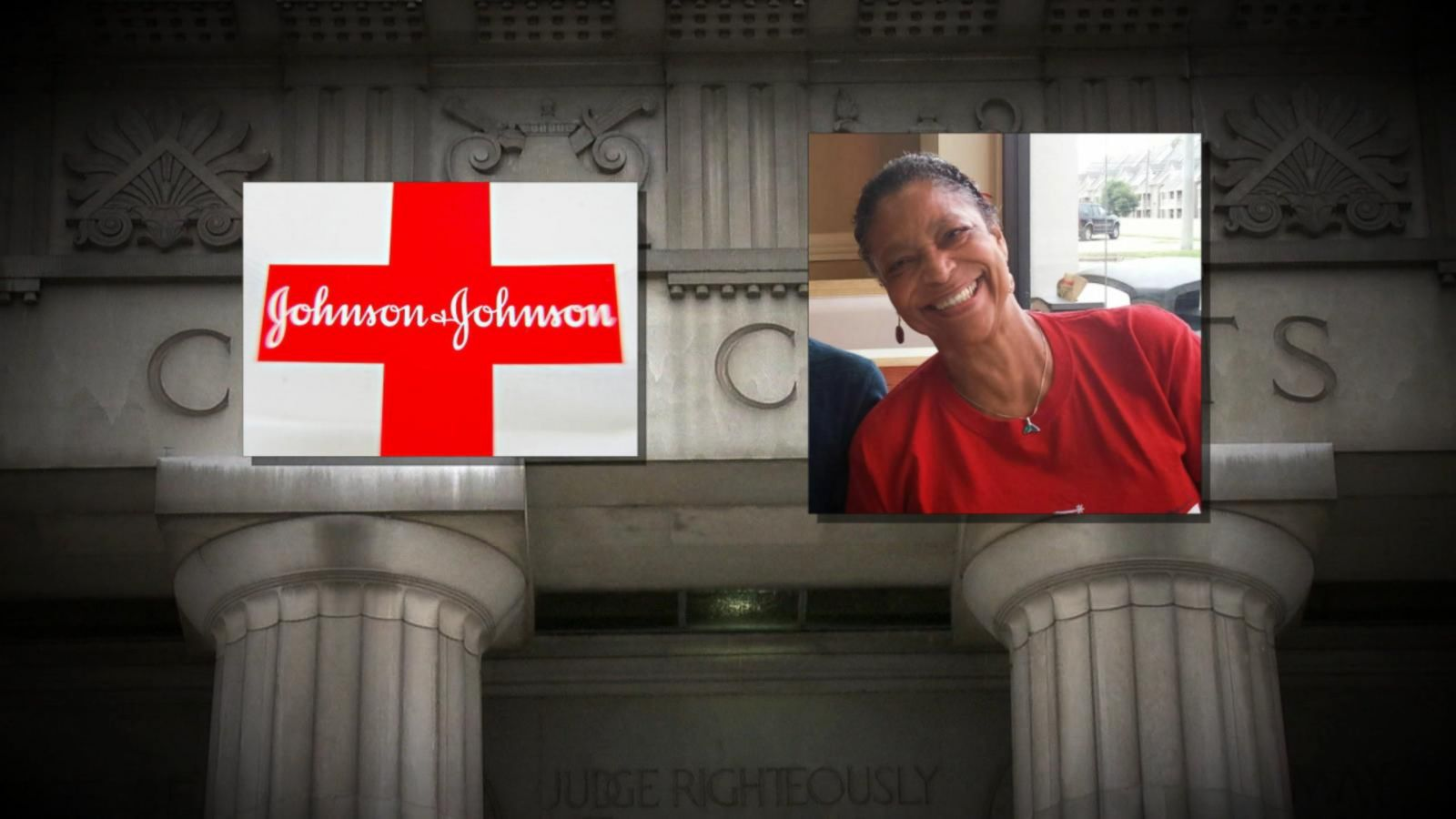 After Win Against Johnson Johnson In Talcum Powder Lawsuit Son Honors His Late Mother Abc News