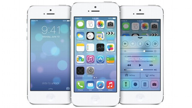 Apple iOS 7: Sleek, Elegant Software Redesign for iPhone, iPad