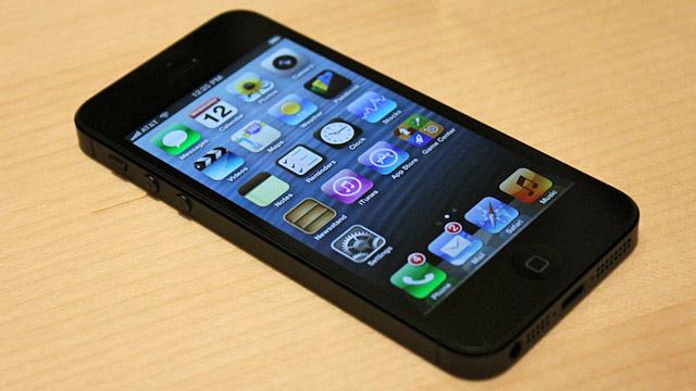 PHOTO: iPhone5