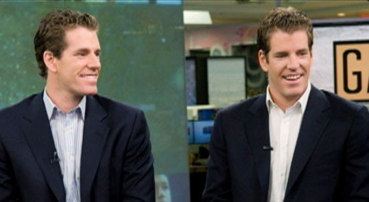 Video: Winklevoss twins sued by former partner.