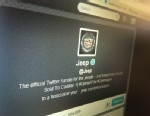 PHOTO: @Jeep was hacked on Twitter today, the second high profile account of its kind to have a security breach this week.