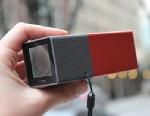 PHOTO: The Lytro light field camera.