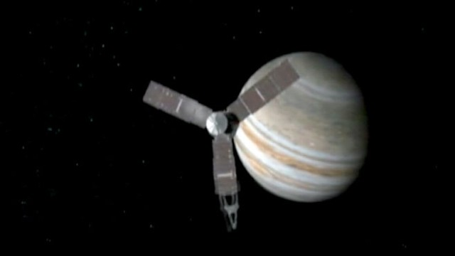 VIDEO: NASA video details the process of preparing the probe for its journey Jupiter.