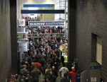 PHOTO: Over 20,000 people registered for SXSW Interactive 2012. The result? A three hour line to get badges.