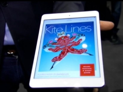 VIDEO: iPad Air and iPad Mini With Retina Display First Look