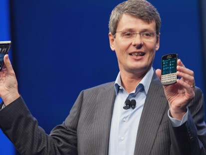 VIDEO: ABC News Joanna Stern sits down with the CEO of BlackBerry, Thorston Heins.