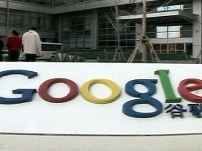 VIDEO: Google closes its China site after reports of government censorship.