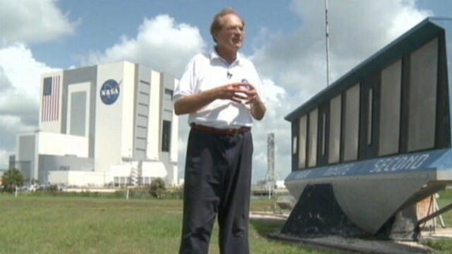 VIDEO: Atlantis shuttle launch will be George Dillers final countdown.