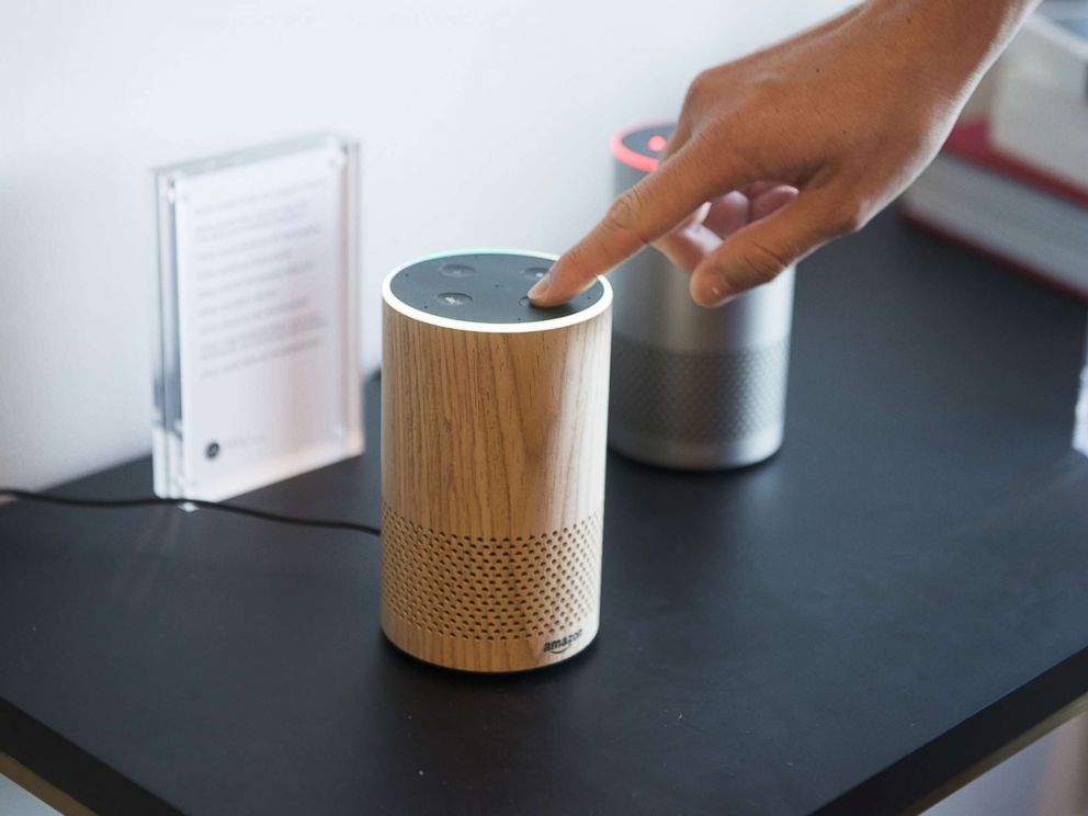 You can now use your Echo speakers as an intercom system