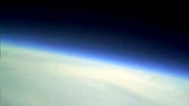 Weather Balloon Project Travels to Space