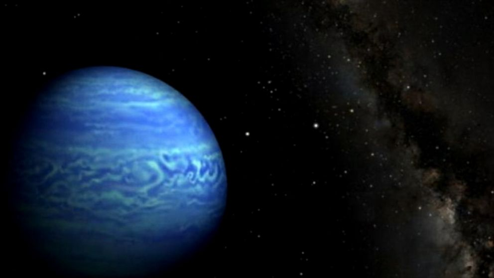 nasa finds brown dwarf star close to earth video abc news
