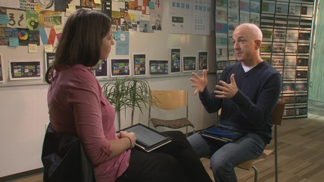VIDEO: ABC News gets an exclusive look at the making of Windows 8.