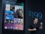 PHOTO: Google tablet unveiled