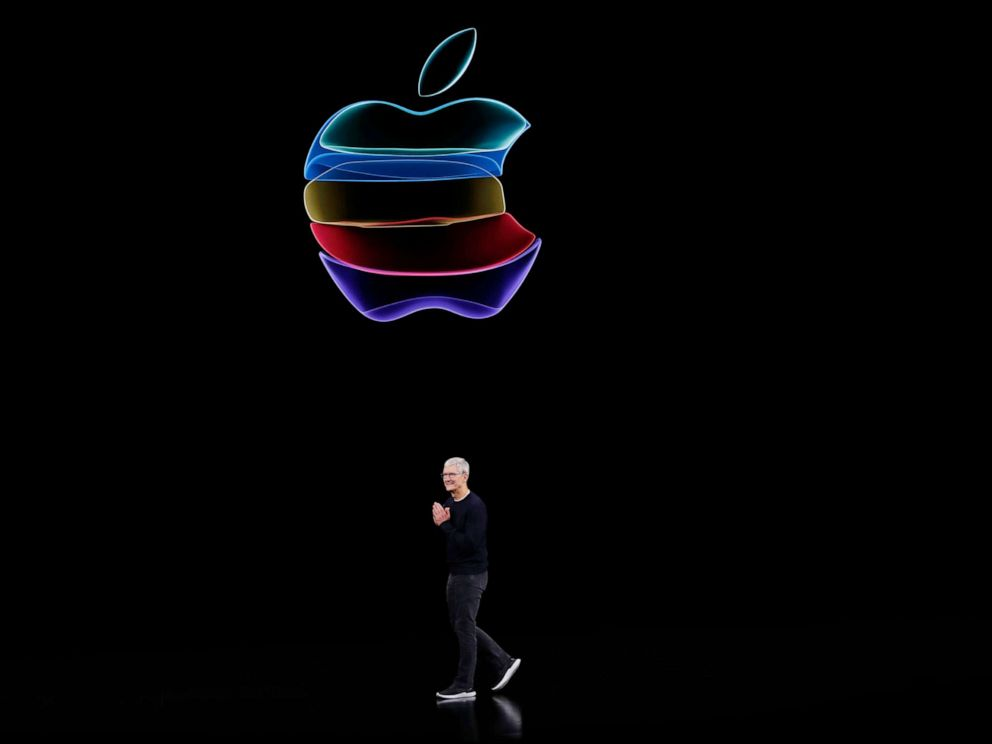 Apple unveils new iPhones, pricing for upcoming video streaming service