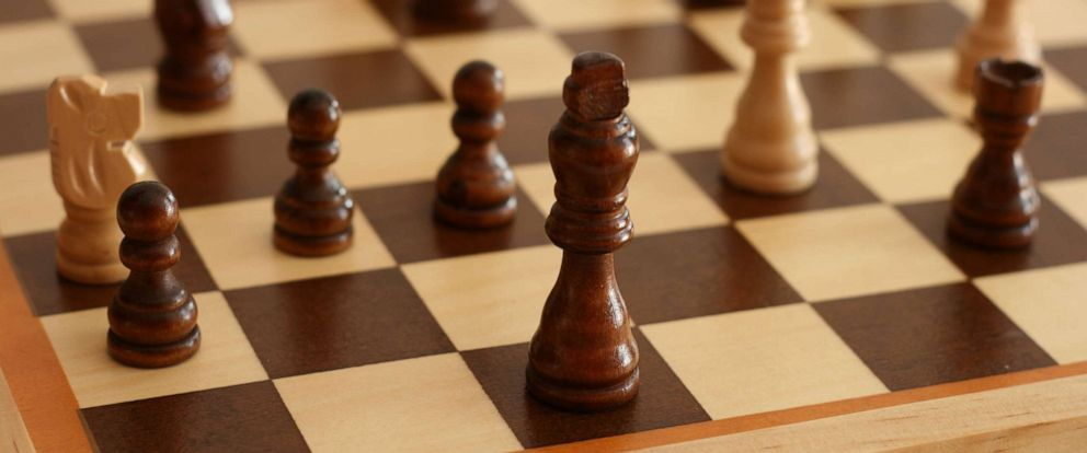 PHOTO: A chessboard is shown in this file photo.