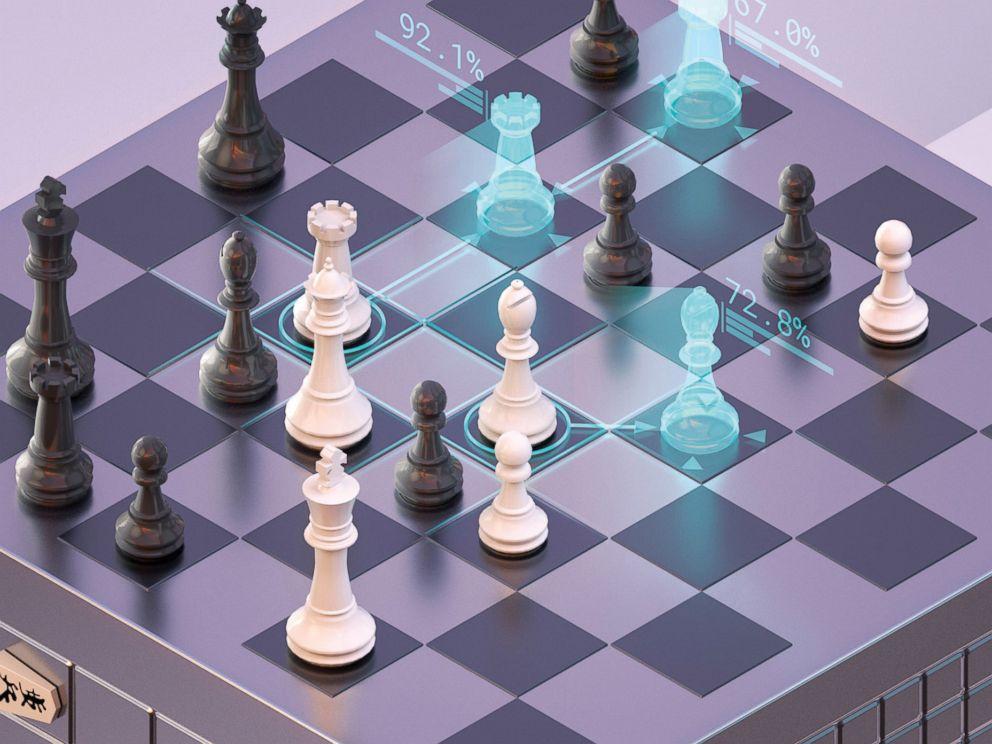 PHOTO: DeepMind Technologies Ltd. built a computer program called AlphaZero that taught itself chess, go and shogi.
