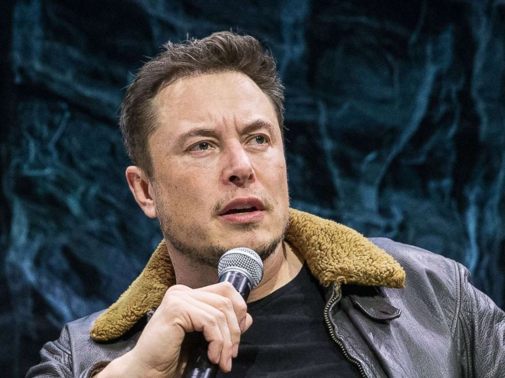 PHOTO: Elon Musk, CEO of SpaceX and Tesla, attends SXSW to answer questions from registrants at ACL live, March 11, 2018, in Austin, Texas.