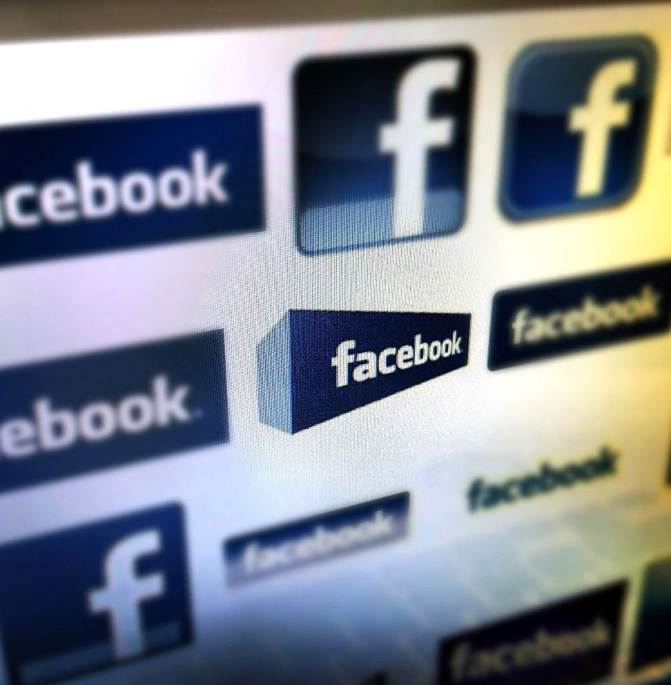 PHOTO: In this photo illustration, various Facebook logos are seen on a computer screen in this file image on April 9, 2012, in New York City.
