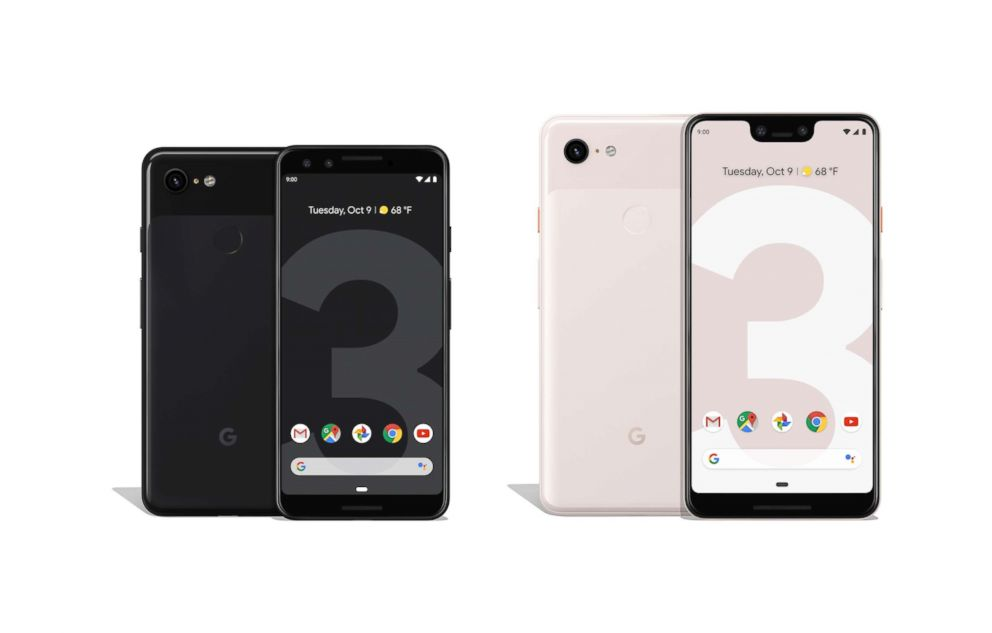 Verizon retains exclusive on Google's Pixel 3